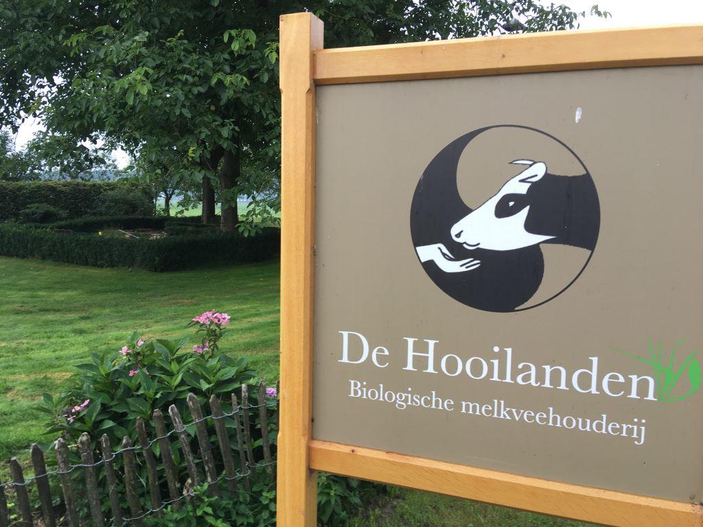 Biologische zorgboerderij De Hooilanden